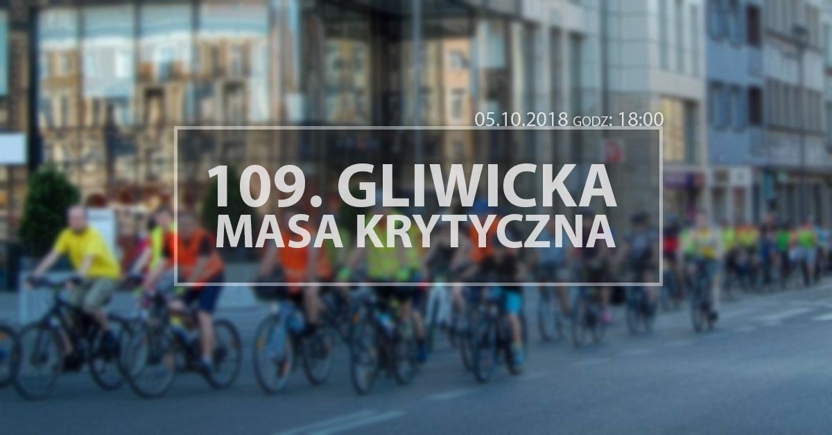 109. Gliwicka Masa Krytyczna