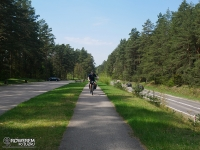 Drogi rowerowe na Green Velo