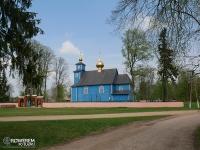 Cerkiew Najświętszej Maryi Panny - Rogacze
