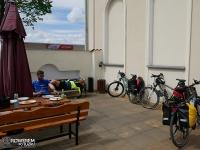 Obiad i relaks w Jadłodajni u Oblat ów - Kodeń