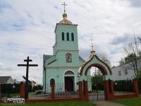 Cerkwie były w najróżniejszych kolorach