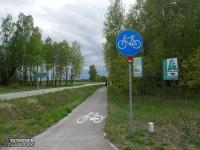 Droga rowerowa Green Velo