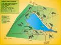 Jezioro Chechło-Nakło - Mapa