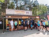 Bar u Adika nad Jeziorem Chechło-Nakło