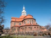 Nikiszowiec - Kościół św. Anny