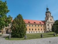 Rudy - Zespół Klasztorno-Pałacowy