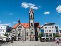 Rynek w Tarnowskich Górach