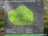 Park Śląski - Duża Ścieżka Rowerowa