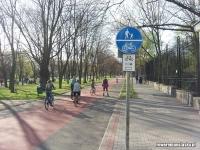 Park Śląski - Ścieżki Rowerowe