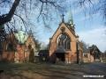 Park Świerklaniec - Kościół Dobrego Pasterza