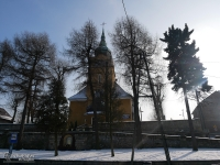 Kościół w Ciężkowicach