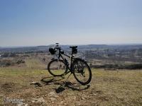 Równa Góra na rowerze