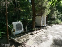 Leśna kapliczka w Murckach