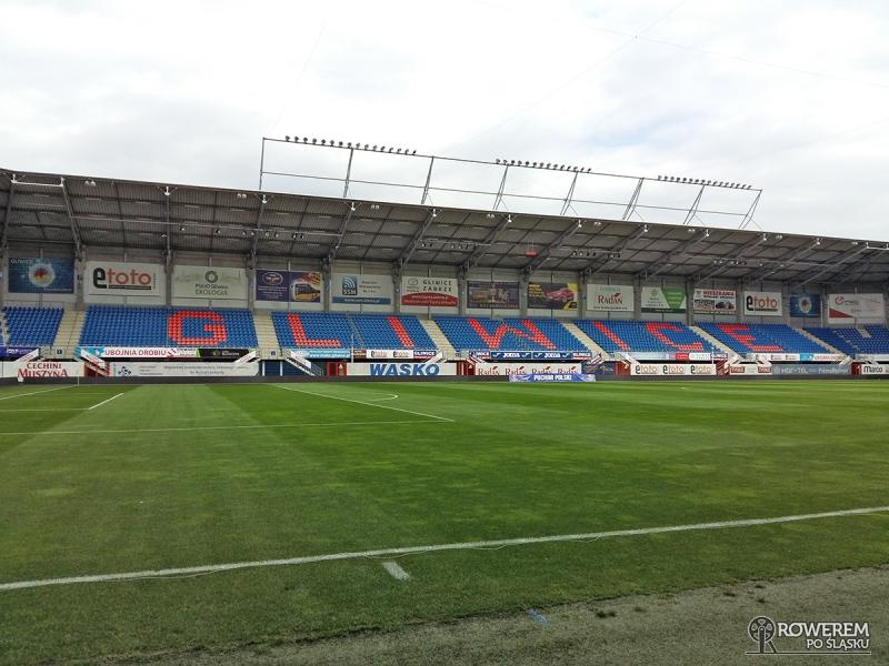 Stadion Piast Gliwice