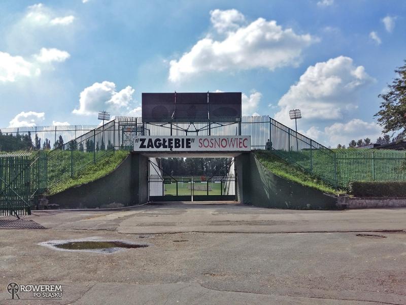 Stadion Zagłębie Sosnowiec