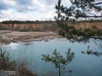 Widok na Park Gródek i zbiornik Wydra