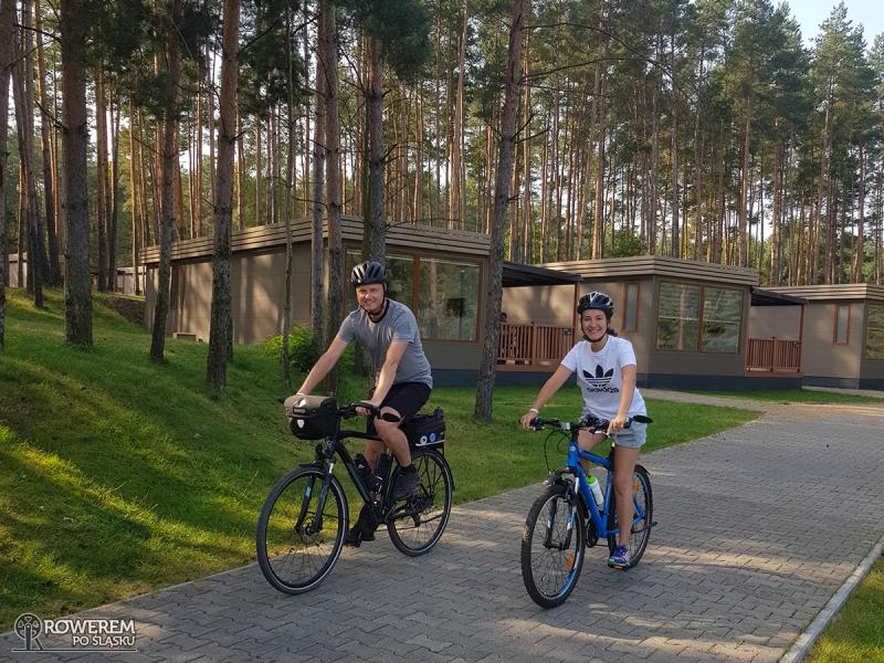 Stara Wieś Resort&Odnowa - miejsce przyjazne rowerzystom