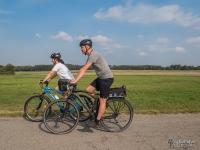 Wspólne rowerowe kręcenie