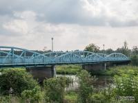 Most nad Wartą w Załęczu Wielkim