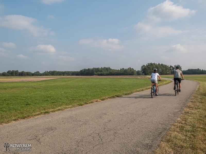 Rowerem przez Załęczańki Park Krajobrazowy