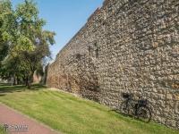 Mury obronne w Wieluniu