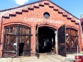 Rudy - Zabytkowa Stacja Kolei Wąskotorowej - Lokomotywownia