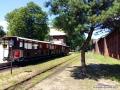 Rudy - Zabytkowa Stacja Kolei Wąskotorowej