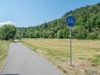 Malownicza droga rowerowa wzdłuż Soły przez Milówkę i Rajczę