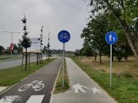 Infrastruktura rowerowa w Częstochowie