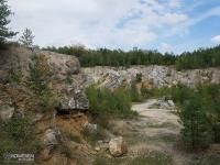 Kamieniołom na Górze Rębielickiej