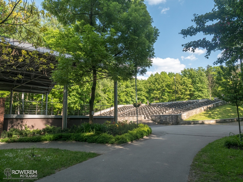 Amfiteatr w Parku Zadole
