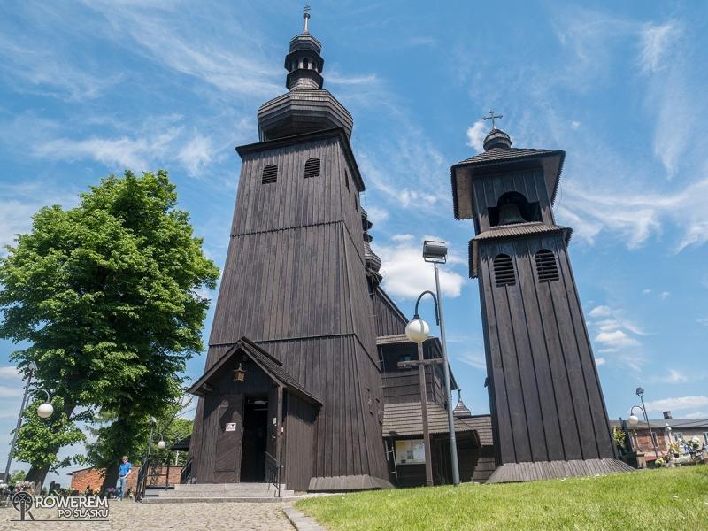 Drewniany kościół Piotra i Pawła w Mikołowie
