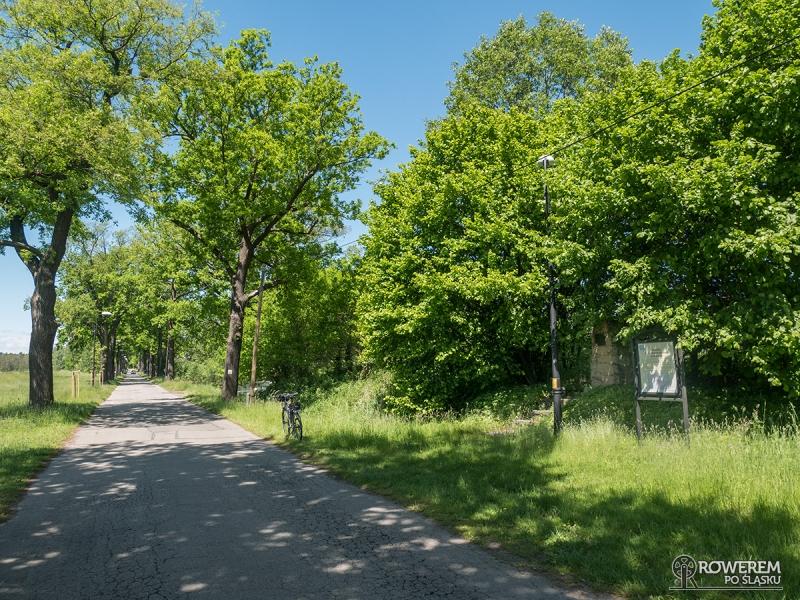 Były podobóz Auschwitz-Birkenau w Kobiórze