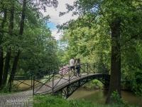 Park Zamkowy w Pszczynie