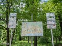 Oznakowanie szlaków rowerowych w Pszczynie