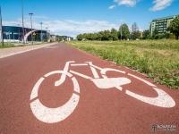 Drogi rowerowe w Tychach