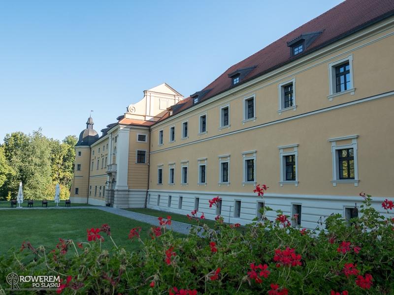 Zespół Klasztorno-Pałacowy w Rudach