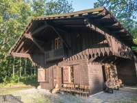 Domek myśliwski - Uroczysko Buk