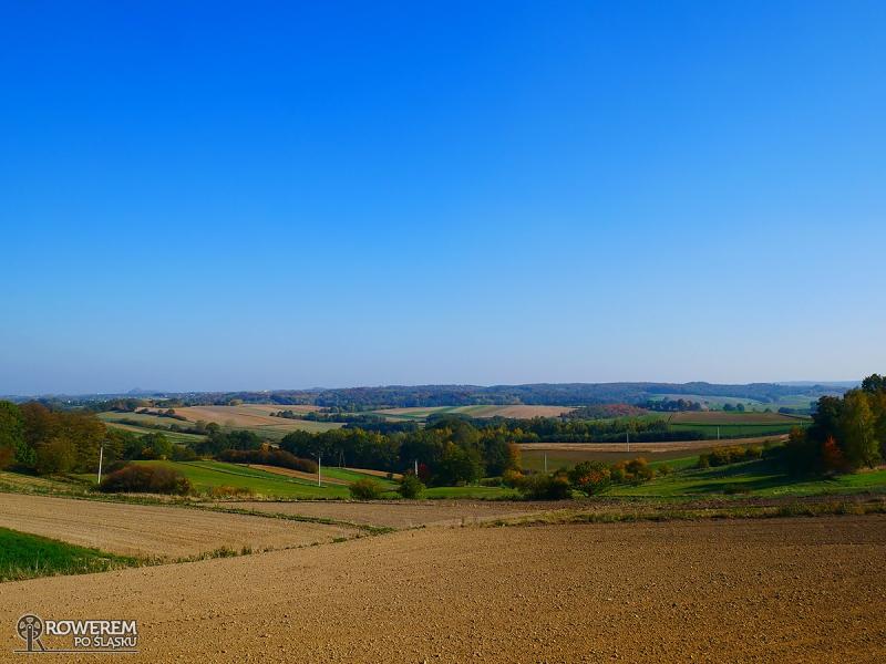 Pagórkowate, rolnicze tereny