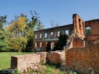Ruiny Pałacu w Łubowicach