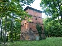 Wieża Gichta na Pojezierzu Palowickim