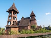 Drewniany Kościół pw. Trójcy Przenajświętszej