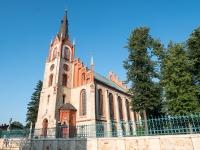 Kościół w Woszczycach