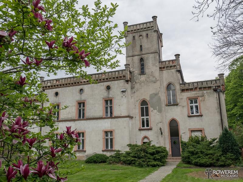 Pałac Wilcza
