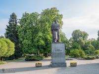 Pomnik Adama Mickiewicza w Gliwicach