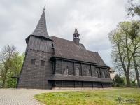 Drewniany kościół św. Michała Archanioła w Żernicy