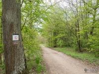 Czerwony szlak rowerowy z Nieborowic do Pilchowic