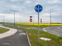 Drogi rowerowe w Gliwicach