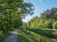 Szlakiem rowerowym wzdłuż Rudy