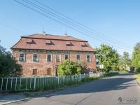 Pocysterski dwór w Stodołach